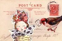 Carte Postal I Fine-Art Print