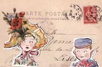 Carte Postal III Fine-Art Print
