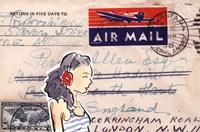 Carte Postal IV Fine-Art Print