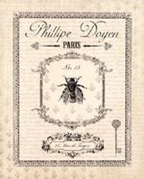 Memories de Paris I Fine-Art Print