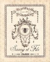 Memories de Paris II Fine-Art Print