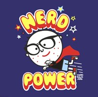 Nerd Power Fine-Art Print