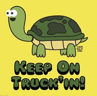 Keep on Truck'in! Fine-Art Print