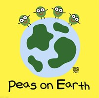 Peas On Earth Fine-Art Print