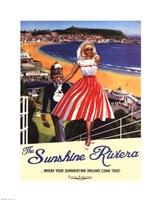 Sunshine Riviera Fine-Art Print