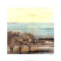 Turquoise Vista II Fine-Art Print
