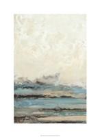 Aqua Seascape I Fine-Art Print