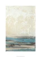 Aqua Seascape II Fine-Art Print