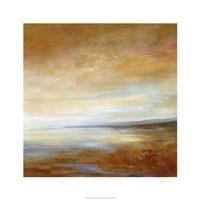 Amber Light III Fine-Art Print
