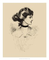 A Daughter of the South Fine-Art Print