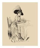The Rendez-vous Fine-Art Print