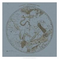 Southern Circumpolar Map Fine-Art Print