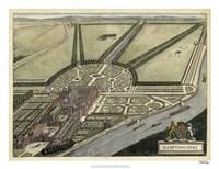 Hampton Court Fine-Art Print