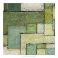 Green Space III Fine-Art Print