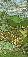 Green Landscape I Fine-Art Print