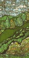 Green Landscape II Fine-Art Print
