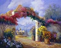 Garden Peace Fine-Art Print