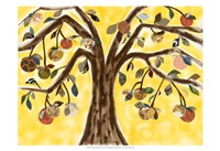 Yellow Orange Tree Fine-Art Print