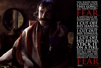 Gangs of New York - Bill the B Wall Poster