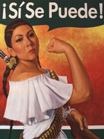 Rosita (¡Sí Se Puede!) Fine-Art Print