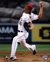 Jered Weaver 2013 Pitching Fine-Art Print
