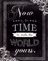 Now is the Time Fine-Art Print