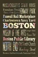 Boston II Fine-Art Print