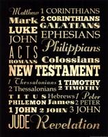 New Testament Fine-Art Print