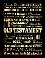 Old Testament Fine-Art Print