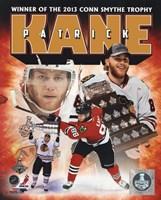 Patrick Kane 2013 NHL Conn Smythe Trophy Winner Portrait Plus Fine-Art Print