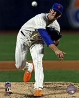 Matt Harvey #33 of the New York Mets pitching during the 84th MLB All-Star Game on July 16, 2013 Fine-Art Print