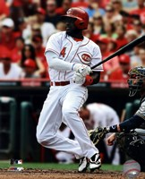 Brandon Phillips 2013 Action Fine-Art Print