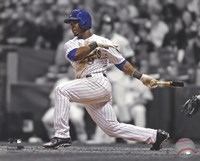 Jean Segura 2013 Spotlight Action Fine-Art Print