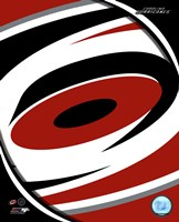 Carolina Hurricanes 2013 Team Logo Fine-Art Print