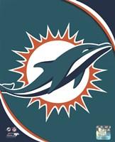 Miami Dolphins 2013 Logo Fine-Art Print