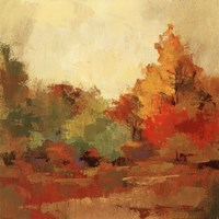 Fall Forest II Fine-Art Print