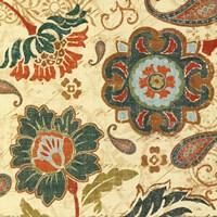 Fall Paisley III Fine-Art Print