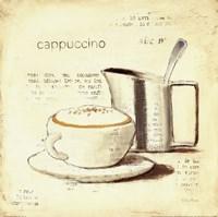 Parisian Coffee IV Fine-Art Print