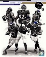 Baltimore Ravens 2013 Team Composite Fine-Art Print
