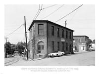 Salem Manufacturing Company, Arista Cotton Mill, Winston-Salem, Forsyth County, NC Fine-Art Print
