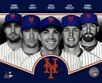 New York Mets 2013 Team Composite Fine-Art Print