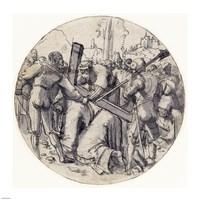 Christ Carrying the Cross Fine-Art Print