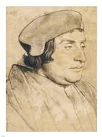 Portrait of a Scholar or Cleric Fine-Art Print