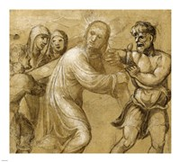 Christ Carrying the Cross Fine-Art Print