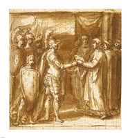 Scene from the History of the Farnese Family Fine-Art Print