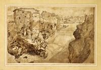 View of Tivoli Fine-Art Print