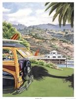 Malibu Pier Fine-Art Print