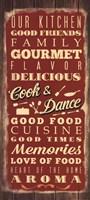 Cook & Dance Fine-Art Print