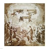 Triumph of the Cross Fine-Art Print