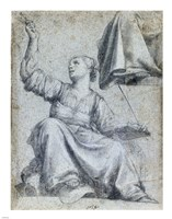 Papal Authority Fine-Art Print